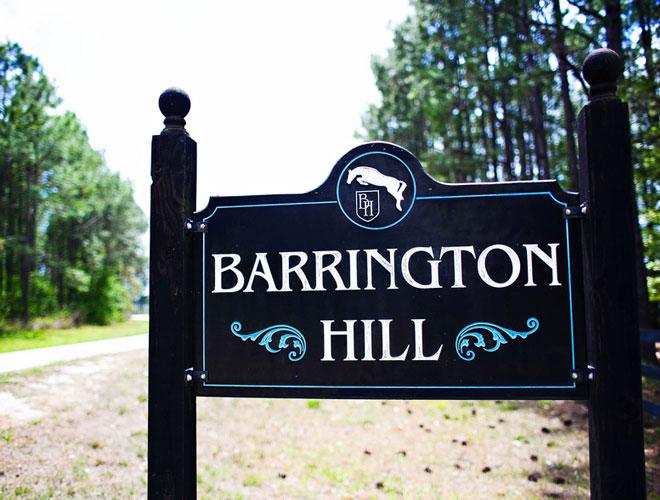 Barrington Hill Farm